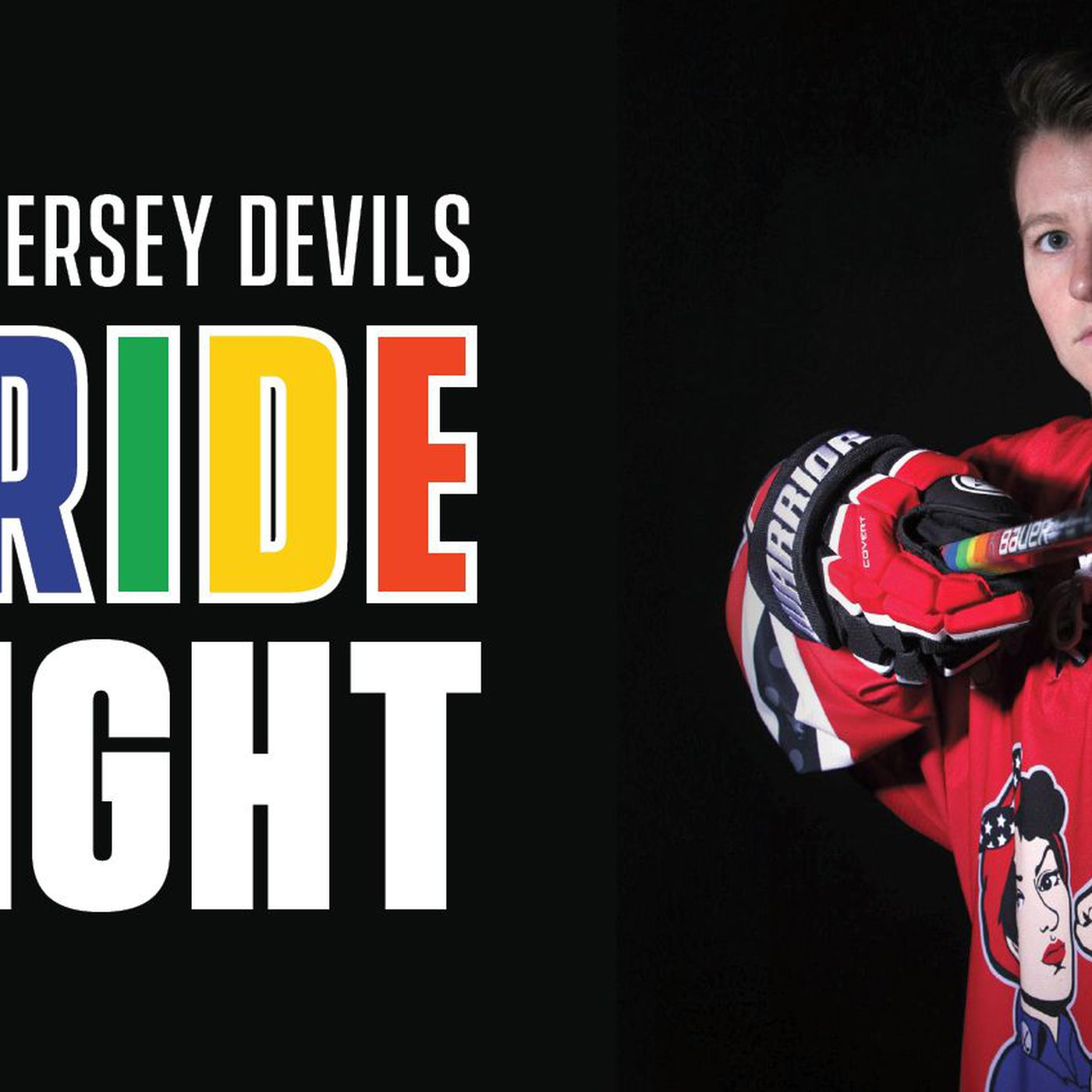 New Jersey Devils to hold Pride Night Feb. 1 - Outsports 80c632685