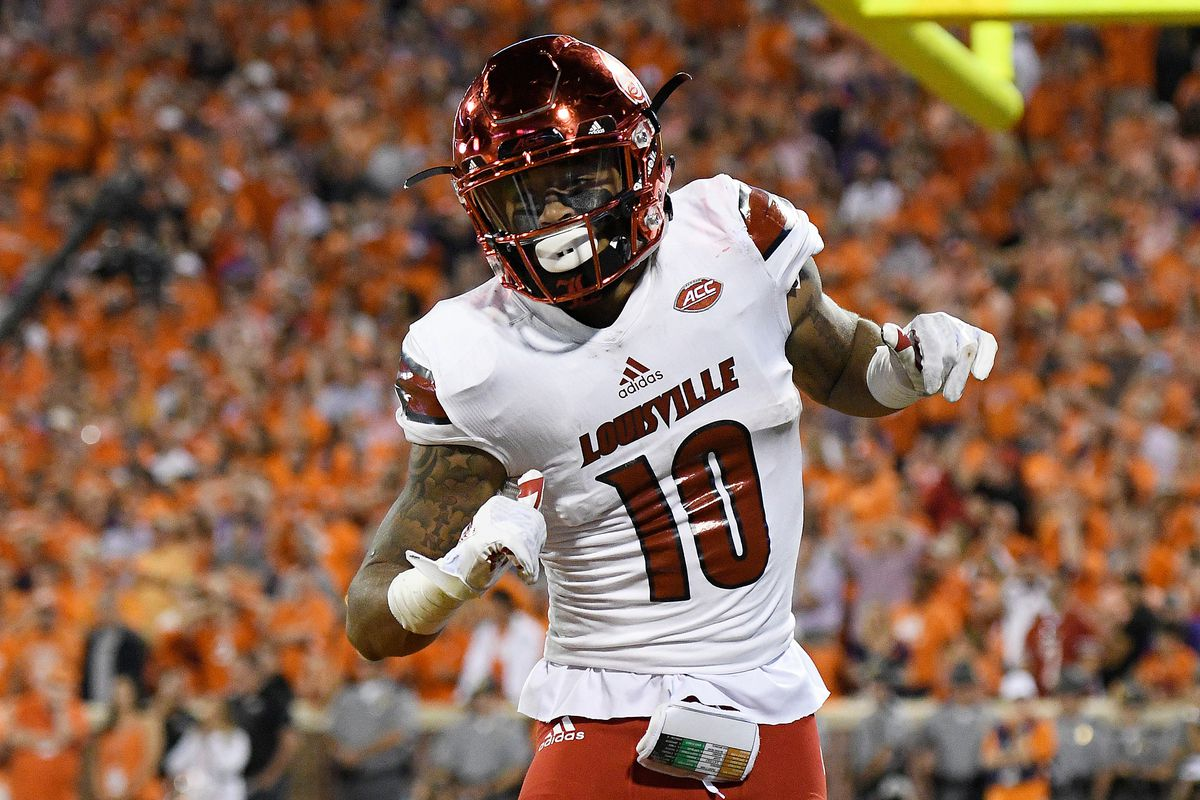 Jaire Alexander Named First Team Preseason Ap All American Lamar Grant Fuel Filters Photo By Halverson Getty Images