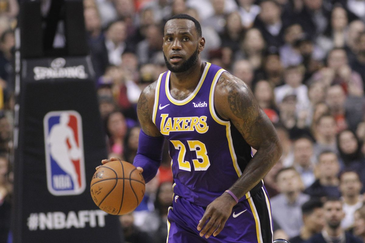 1028655f4 Podcast  The Lakers would never actually trade LeBron James - Silver ...