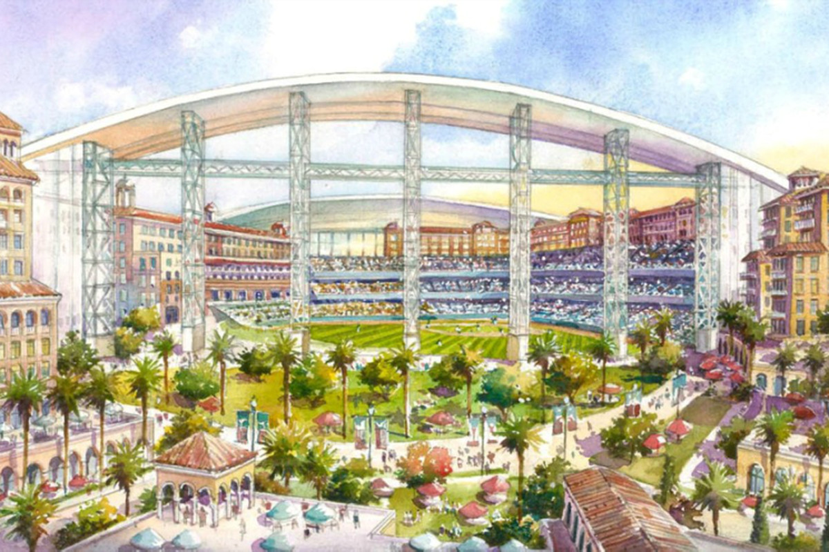 CityScape group unveils plan for new Rays stadium in ...