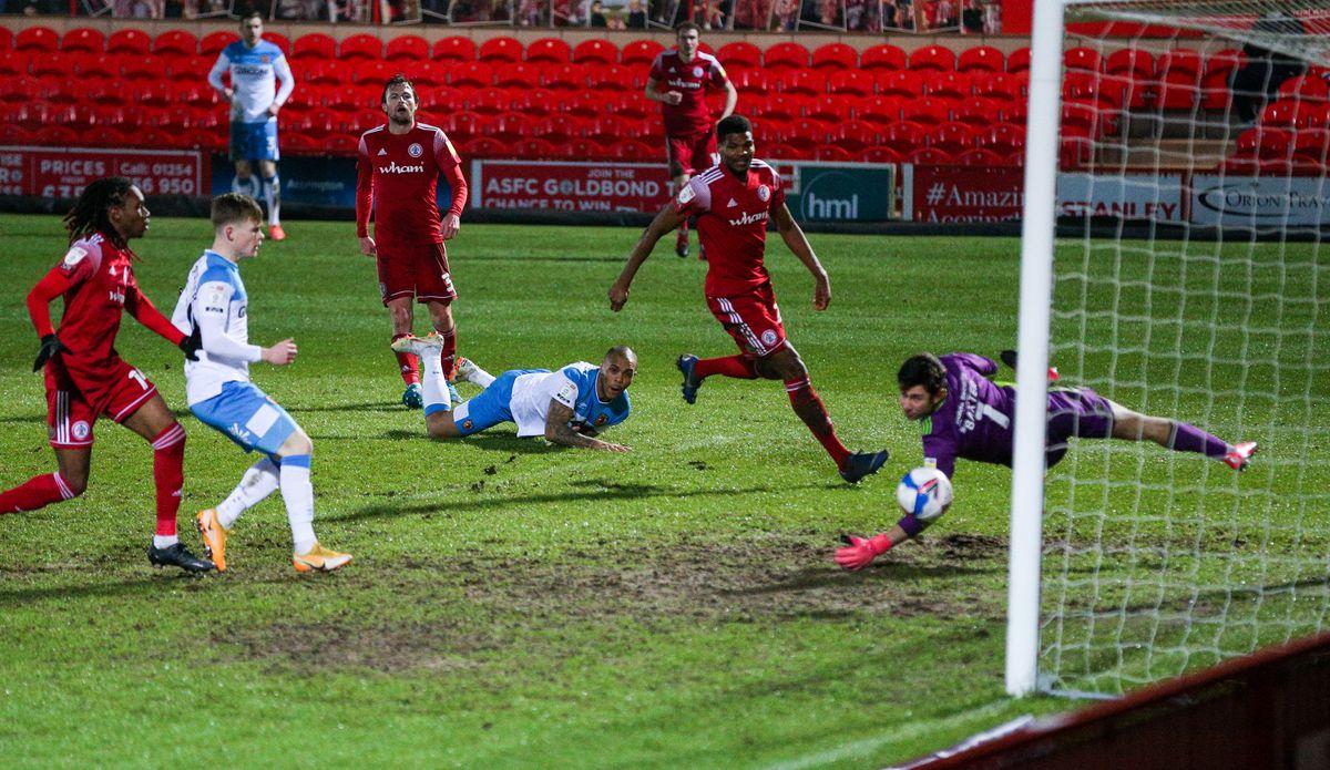 Accrington Stanley v Hull City - Sky Bet League One