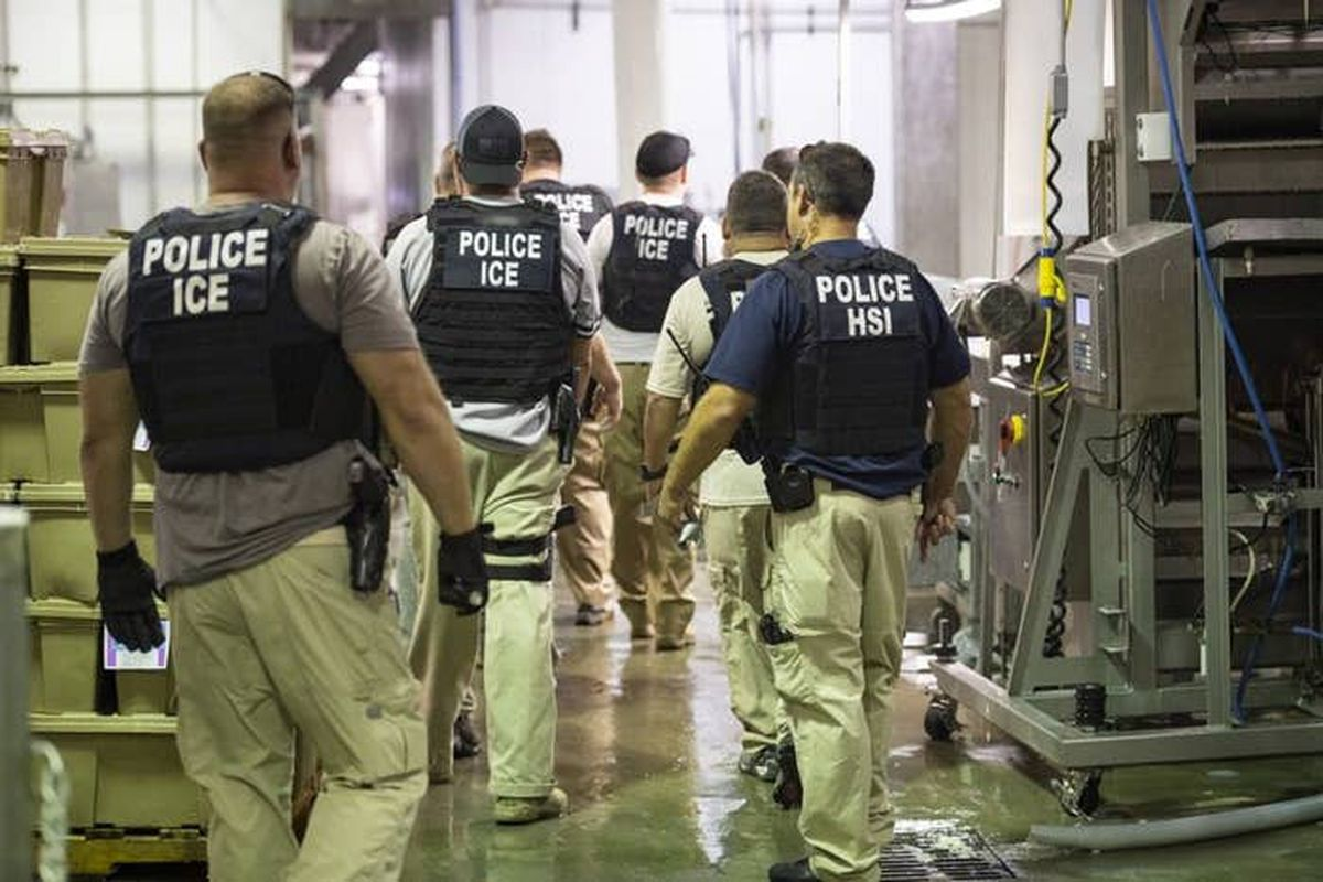 ICE officials