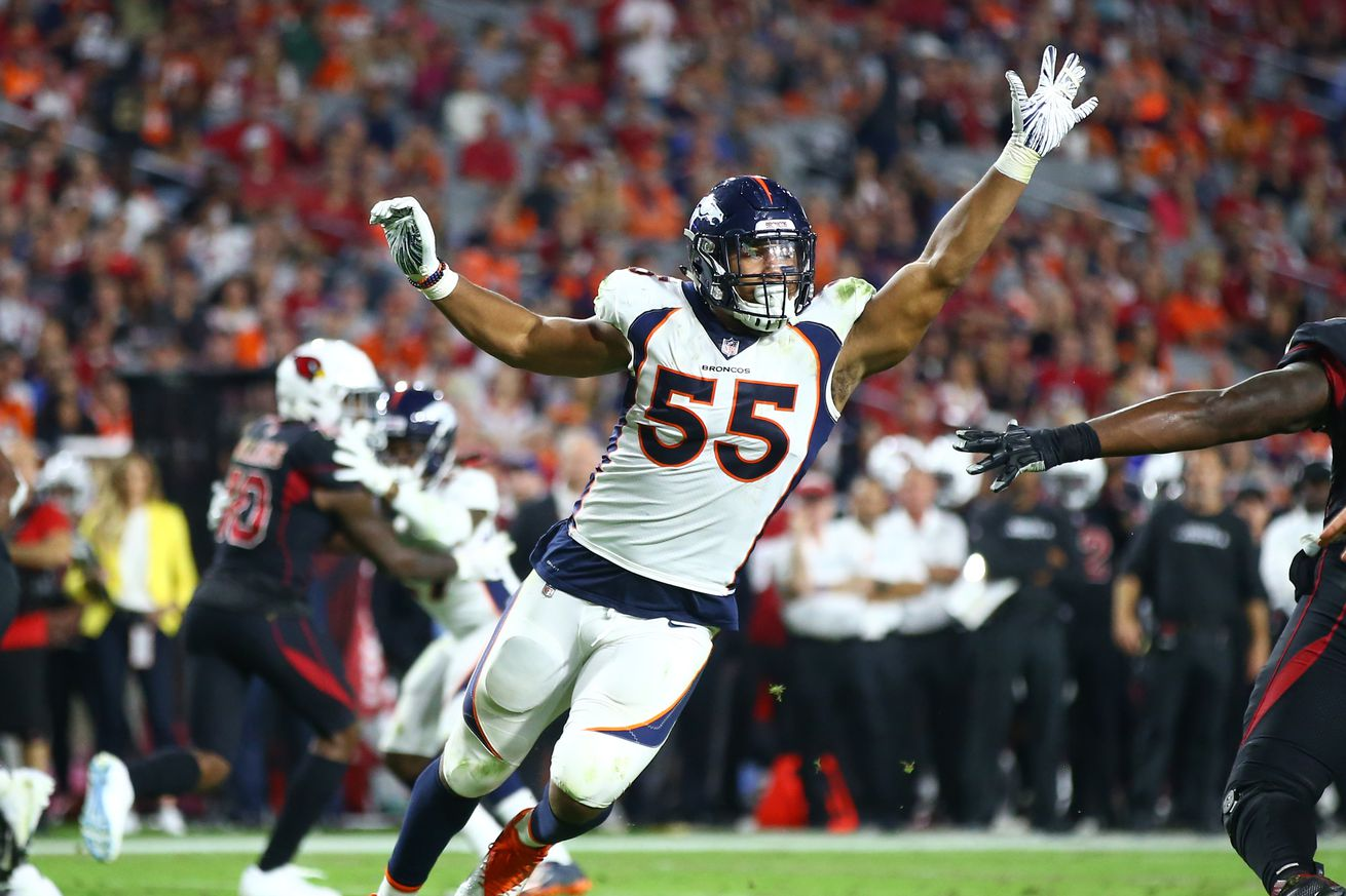 The Broncos future will be on display against the Browns