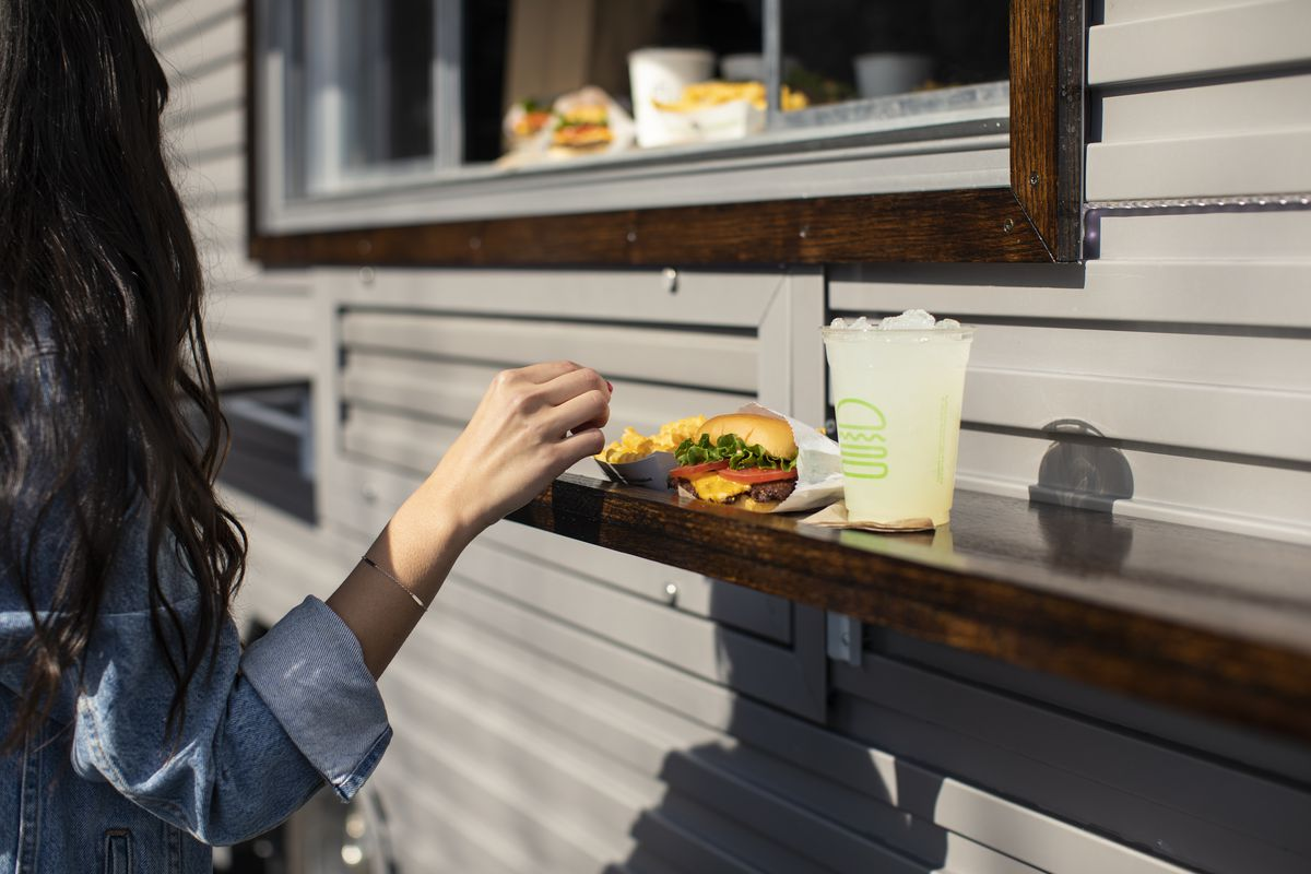 Shake Shack Now Has A Rentable Food Truck Eater Ny