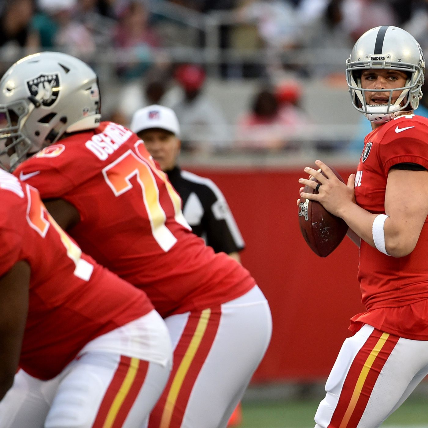 premium selection 2cb59 4db32 Pro Bowl 2018 live results: Highlights from AFC's comeback ...