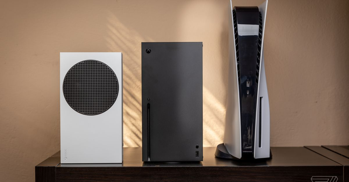 Walmart will have the PS5 and Xbox Series X / S available online at 3PM ET today