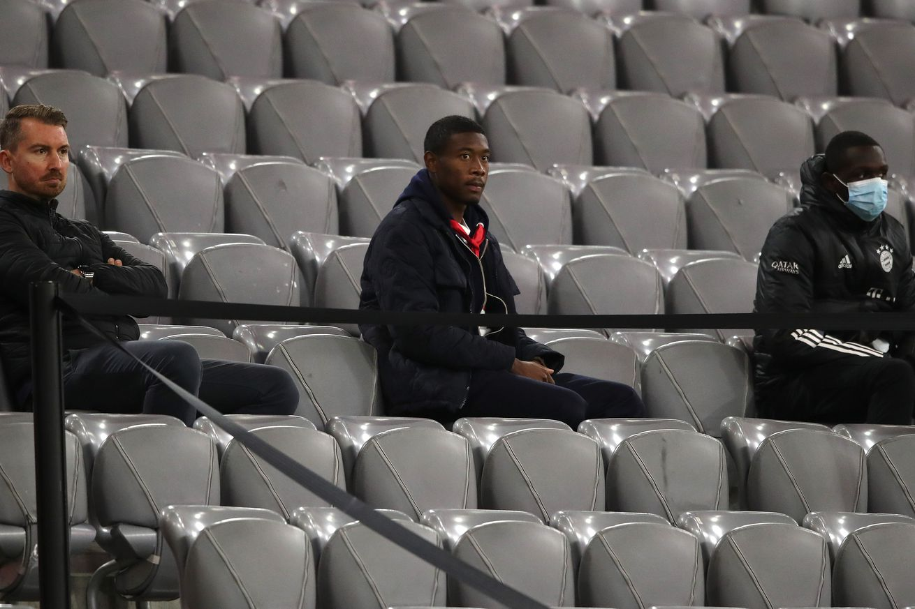 David Alaba holding out for a new offer from Bayern Munich that might not be coming
