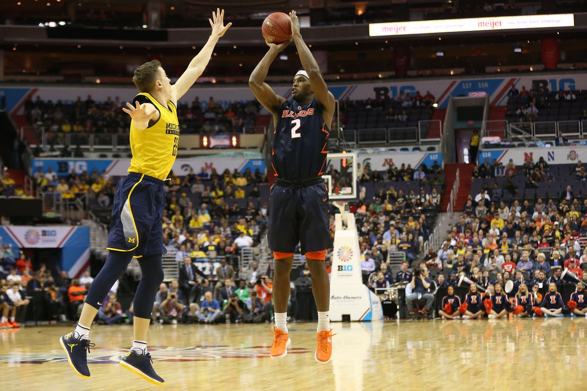 When Will Illinois Basketball Get Back In the NBA Draft  - BT Powerhouse c27799273