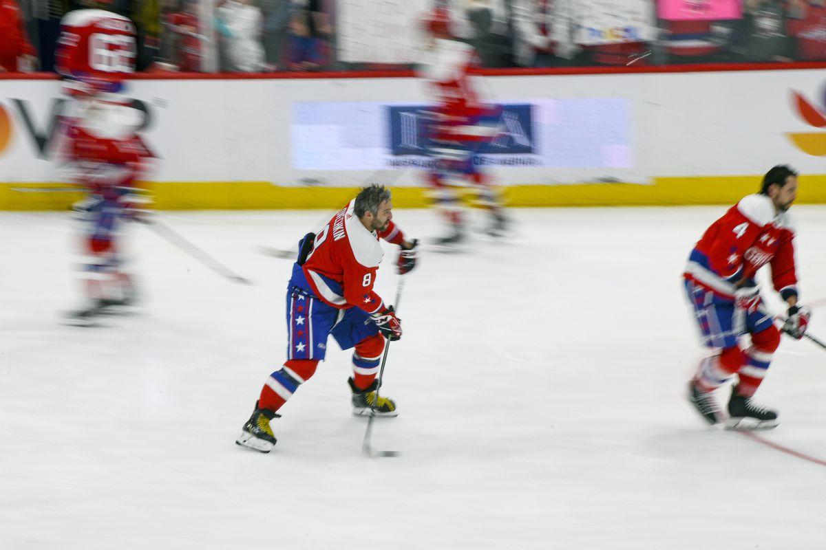 NHL: MAR 04 Flyers at Capitals