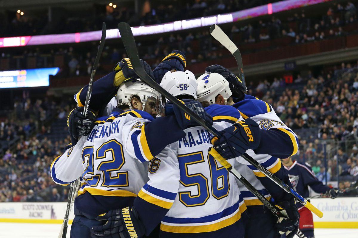 We need more on-ice hug time.