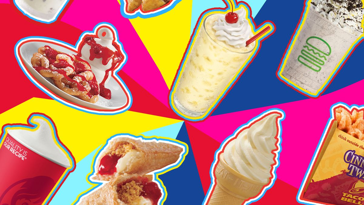 Americas Fast Food Desserts Ranked Eater