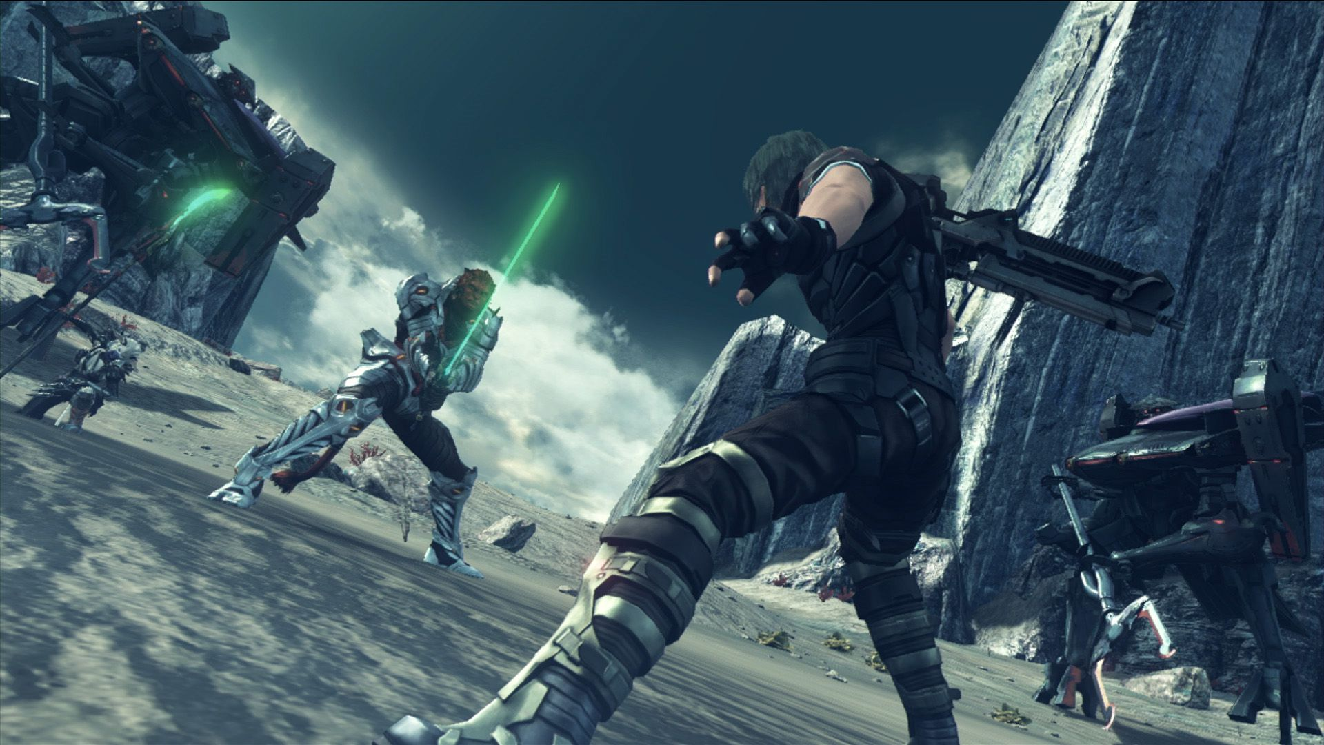 Xenoblade Chronicles X review b