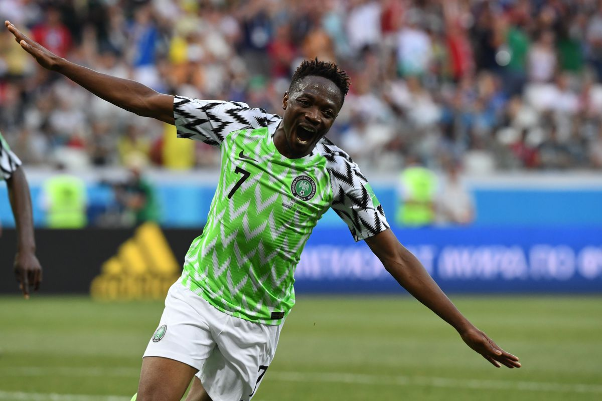 54091f2f8d4 Why Nigeria's World Cup Jerseys Aren't Going Anywhere - Racked