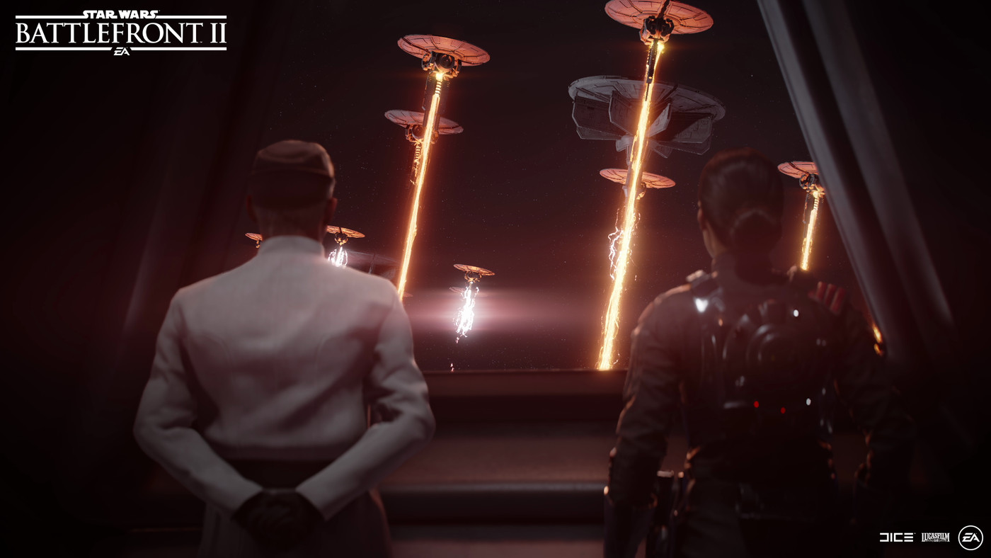 Star Wars Battlefront II's single-player campaign is a great