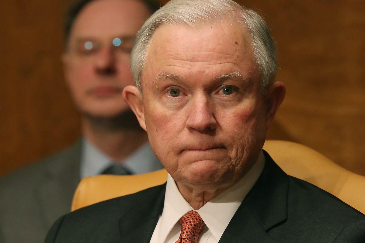 US Sen. Jeff Sessions (R-AL).