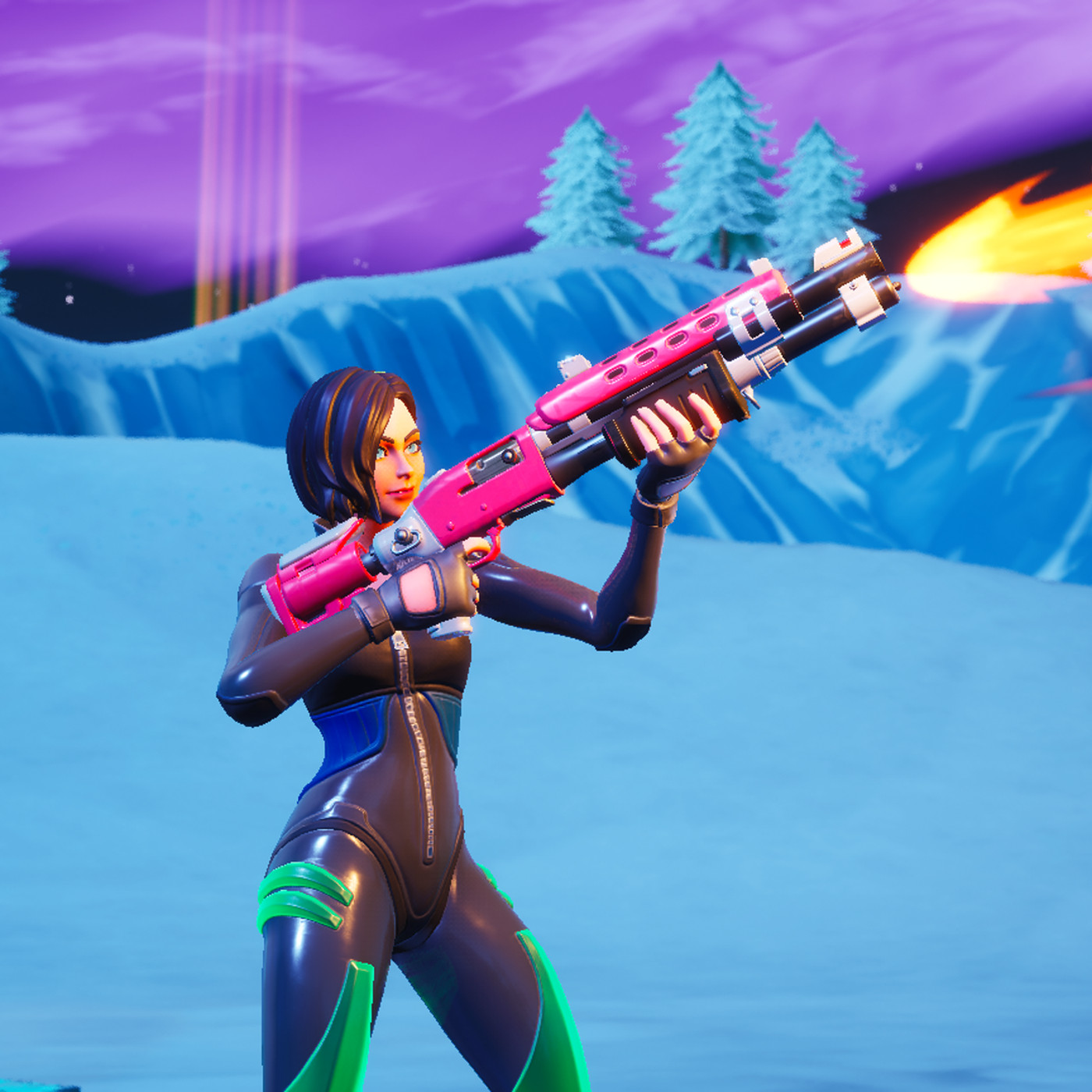 Fortnite Patch V9 40 Adds New Shotgun Brings Back Bolt Action Sniper Polygon