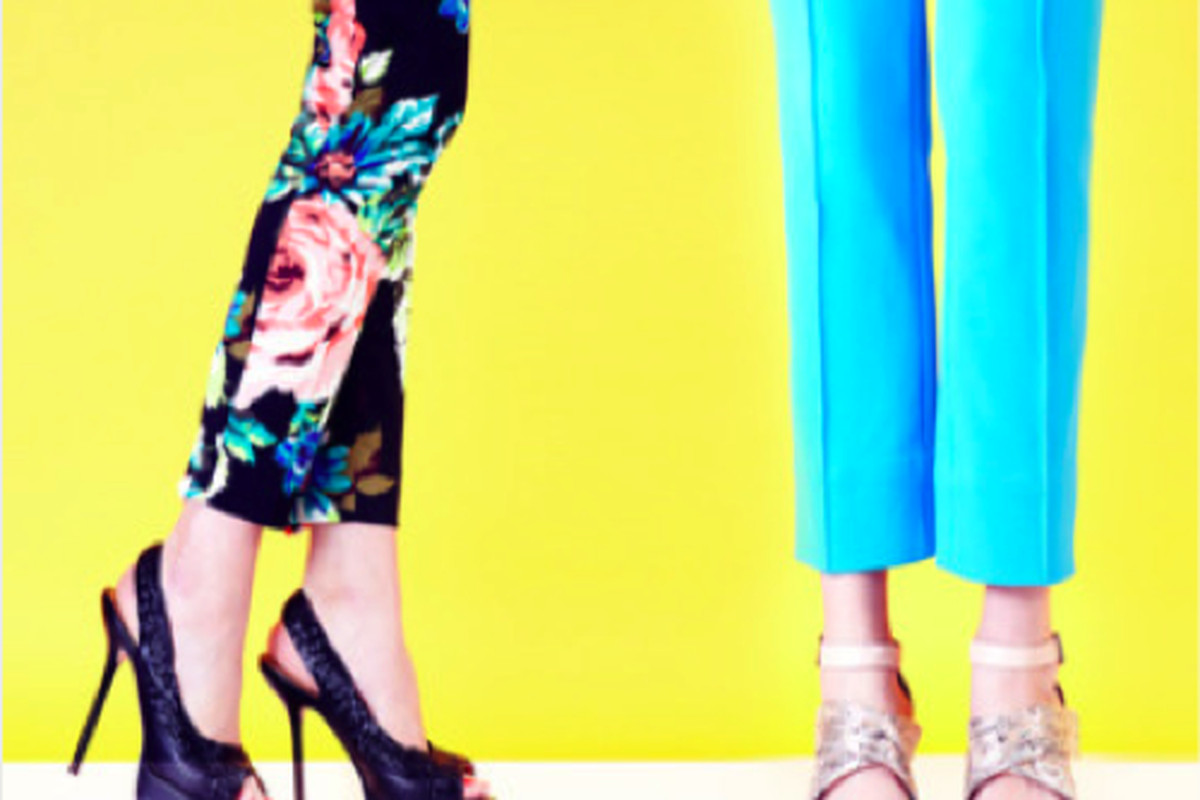 Nanette Lepore shoes today on Gilt