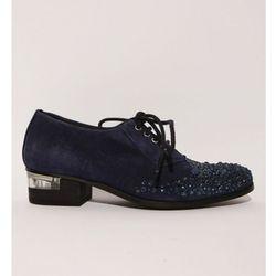 "<b>Pixie Market</b> Sude Crystal Brogues, <a href=""http://www.pixiemarket.com/shoes/suede-crystal-brogues.html"">$228</a>"