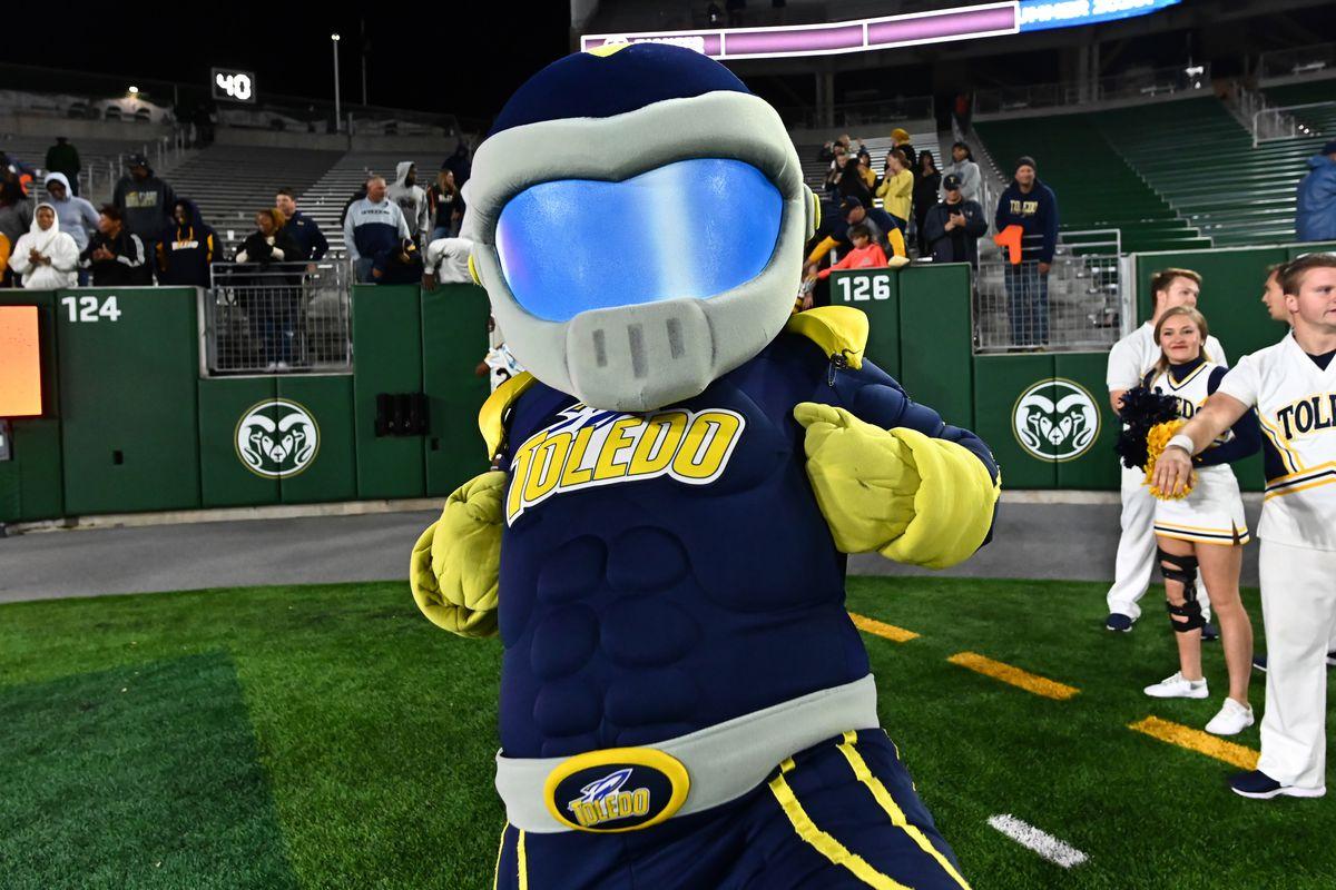 NCAA Football: Toledo at Colorado State