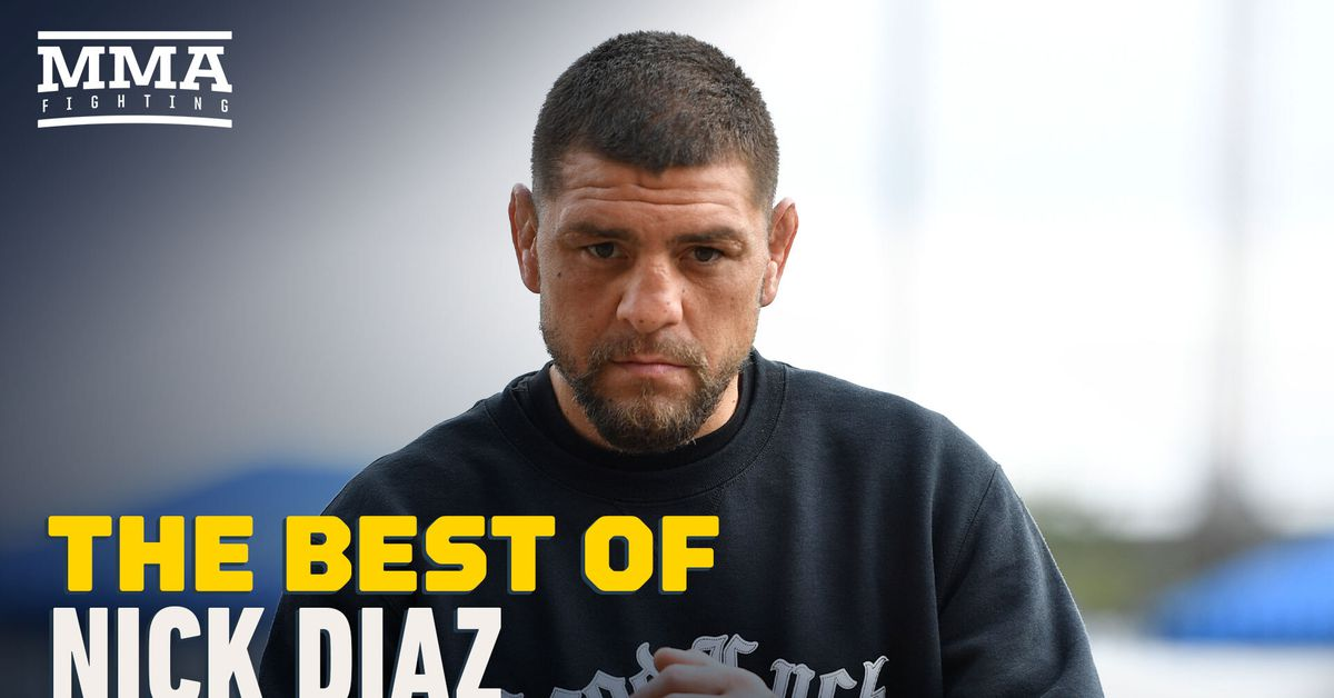 Video: The best of Nick Diaz