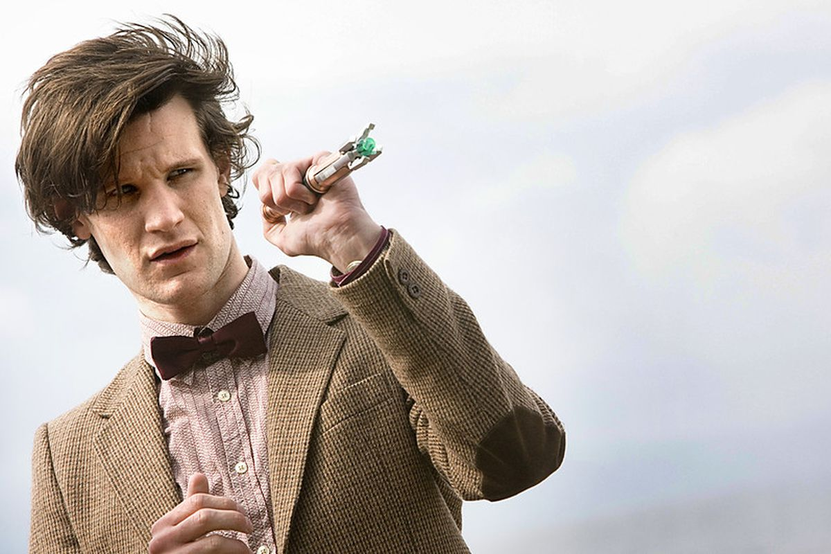 doctor who (FROM BBC)