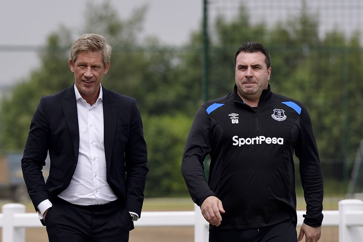 Event Name: New Director Football Marcel Brands First Day At USM Finch Farm