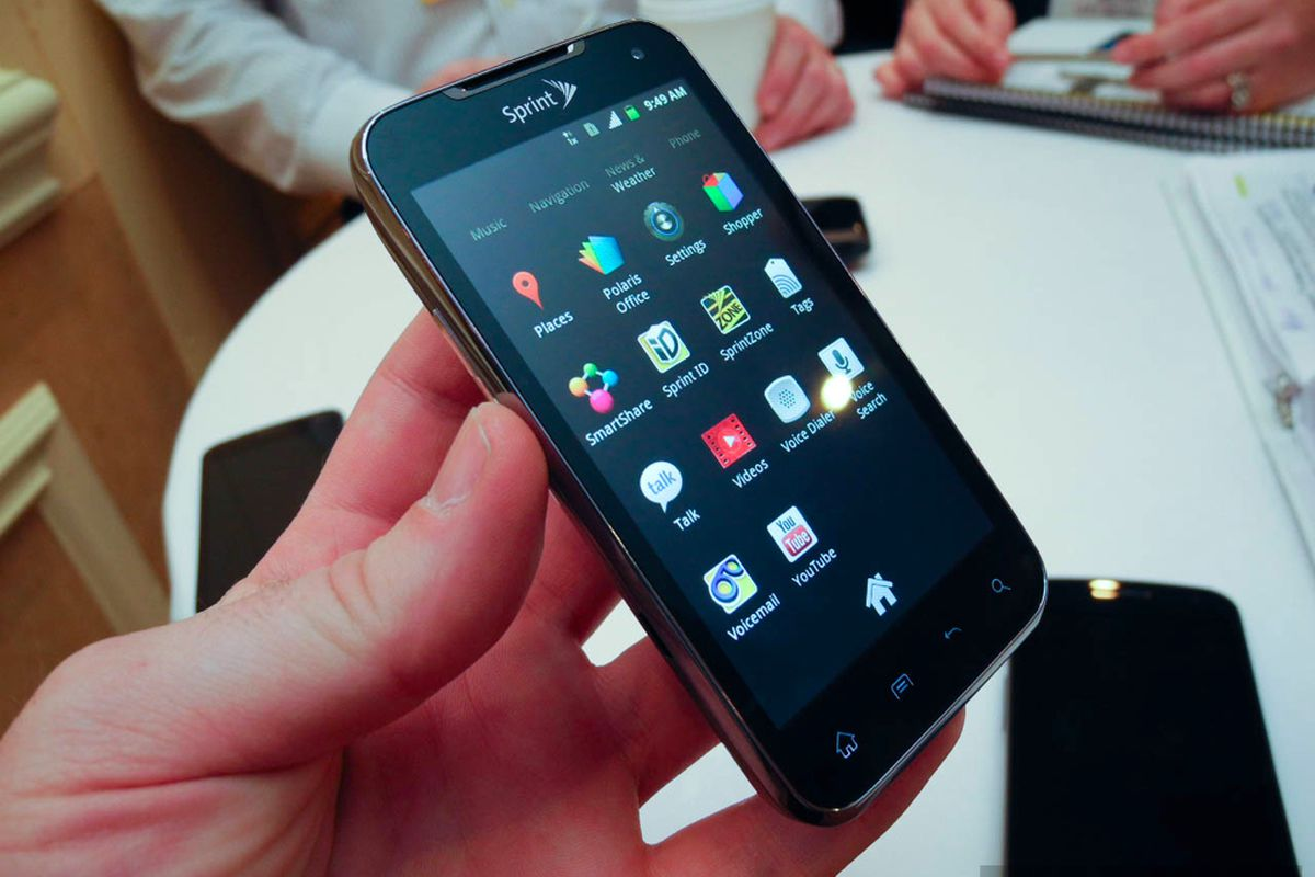Sprint reportedly prepping at least 10 Google Wallet-enabled phones