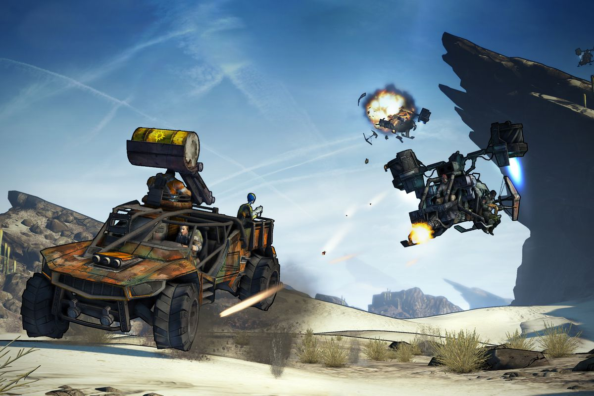 Review-bombed Borderlands 2 is the first to have user scores