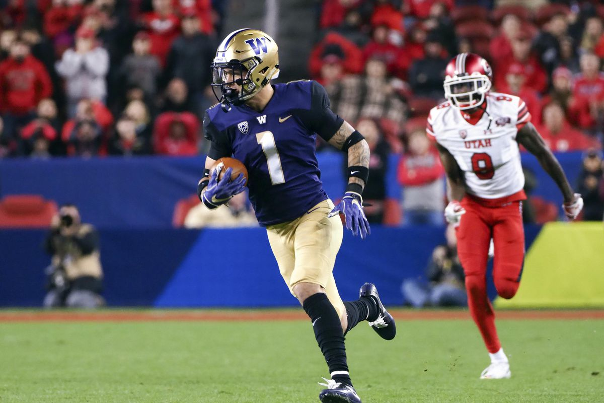 2019 Washington Huskies NFL Draft Profiles: Cornerback Byron Murphy