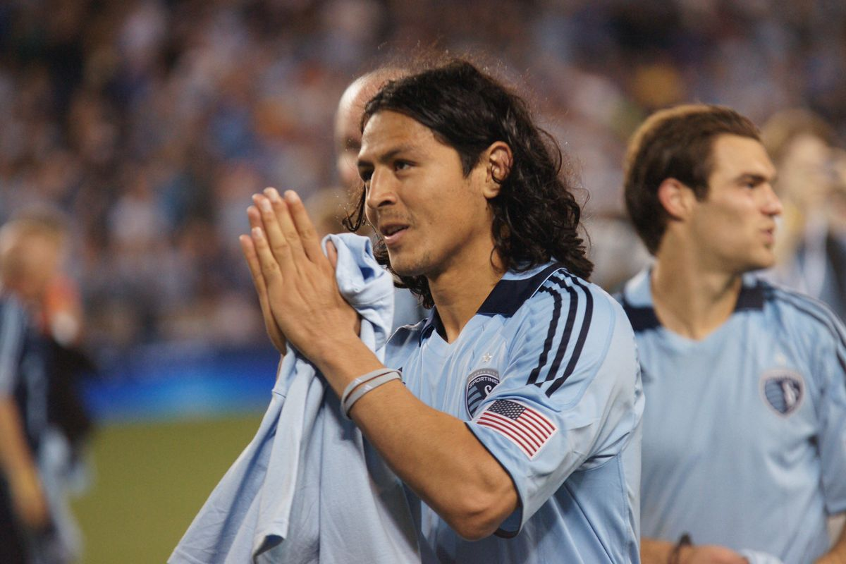 Roger Espinoza may be very close to returning to where he had the most success
