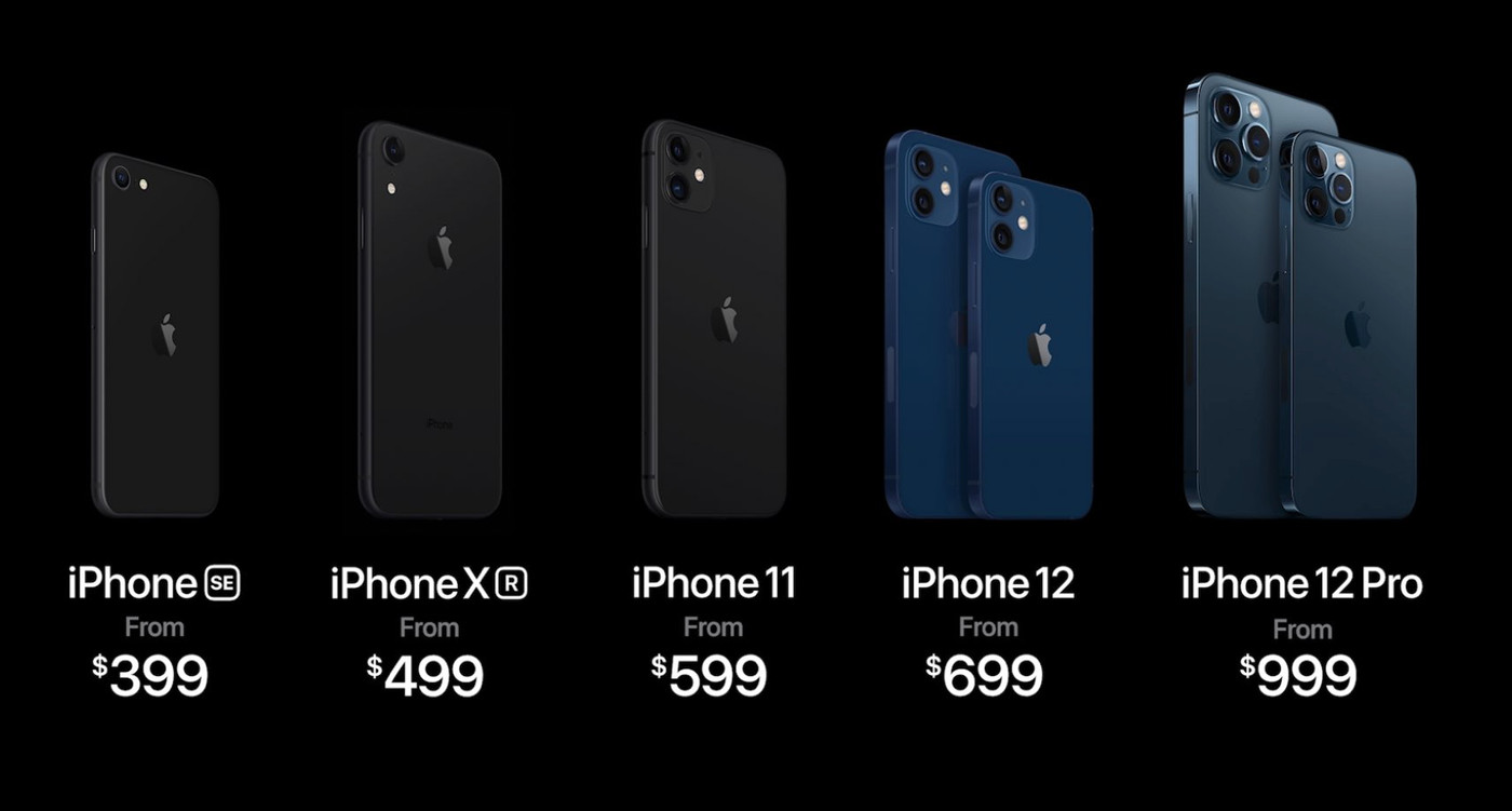 How To Choose Between All The New Iphone 12 Models The Verge