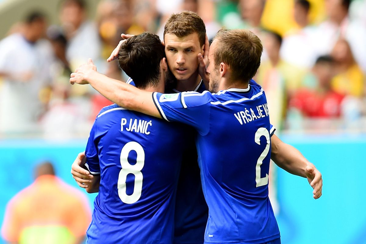 Bosnia and Herzegovina National Football Team Background 8