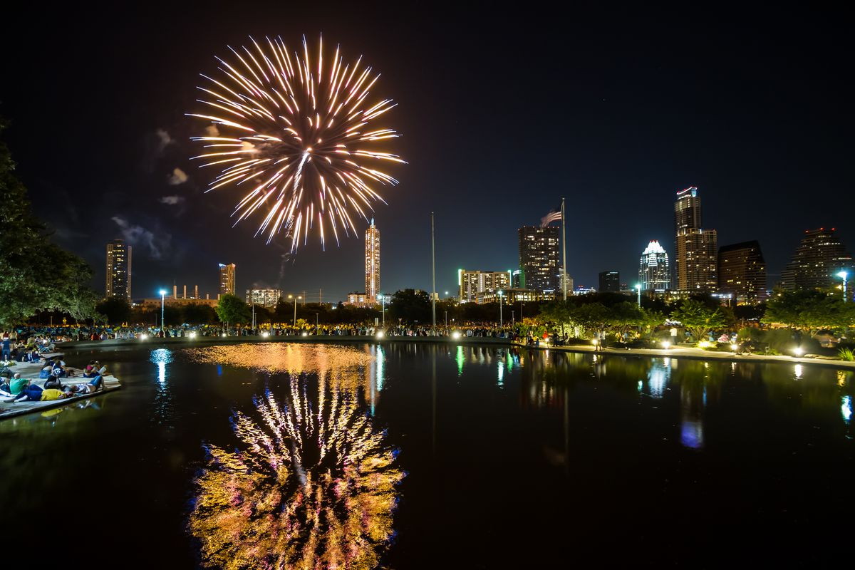 Austin New Year's Eve 2017 street closures and map ...