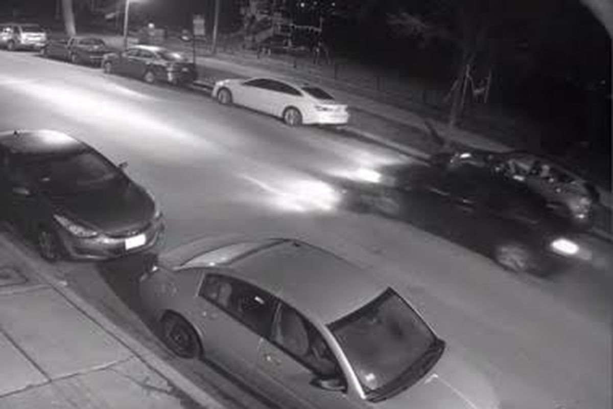 Chicago police are seeking to identify the a car wanted in connection with a fatal hit-and-run April 5, 2020, in the 1700 block of East 67th Street.