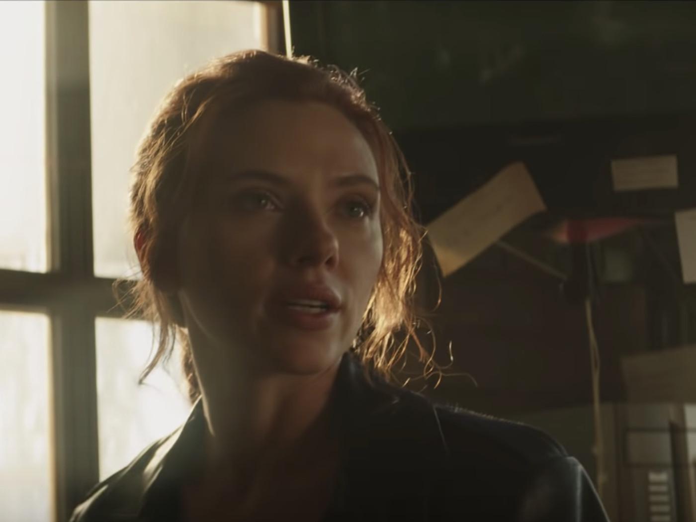 New Black Widow Trailer Introduces A New Enemy Taskmaster