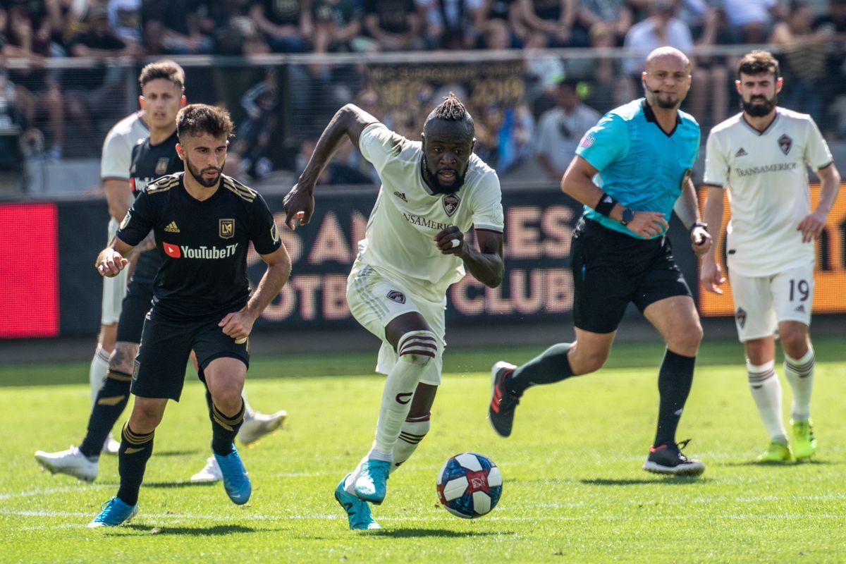 MLS Soccer - Los Angeles FC v Colorado Rapids