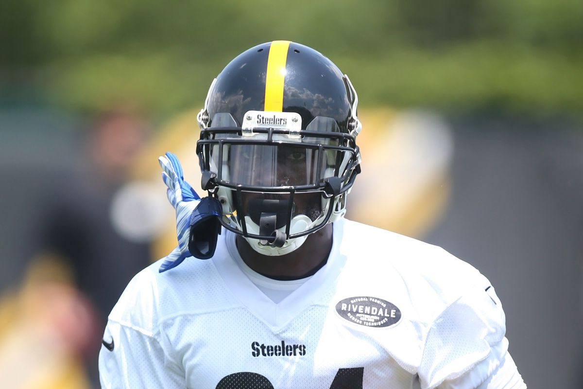 "e83750a8a1b Antonio Brown Steelers contract listed as one of ESPN's ""outsized"" contracts"
