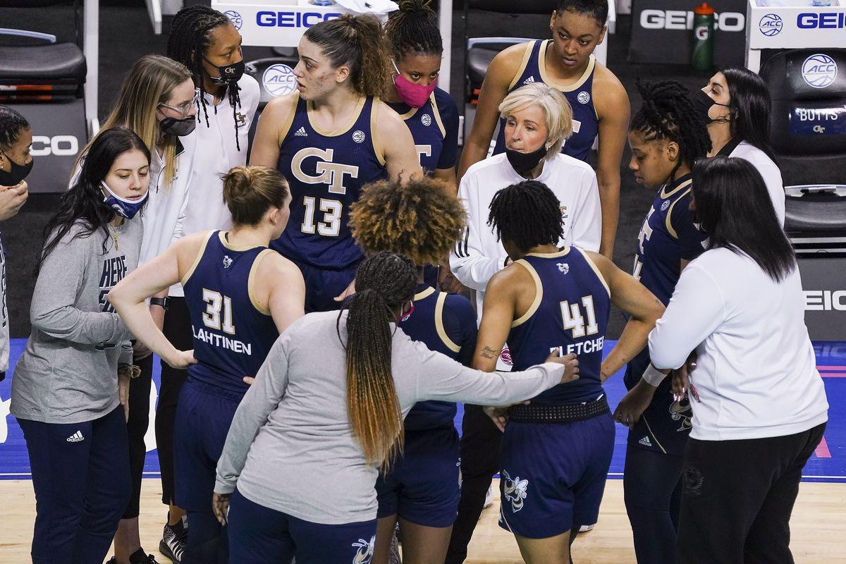 NCAA Womens Basketball: Atlantic Coast Conference Tournament - NC State vs Georgia Tech