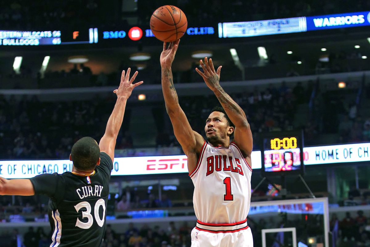 8ec206be55d Derrick Rose and Tom Thibodeau have different opinions on Rose s shot  selection