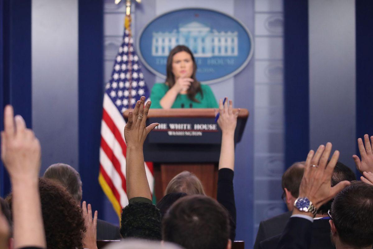 CNN's Acosta Tries To Grandstand Sarah Sanders. She Nukes Him