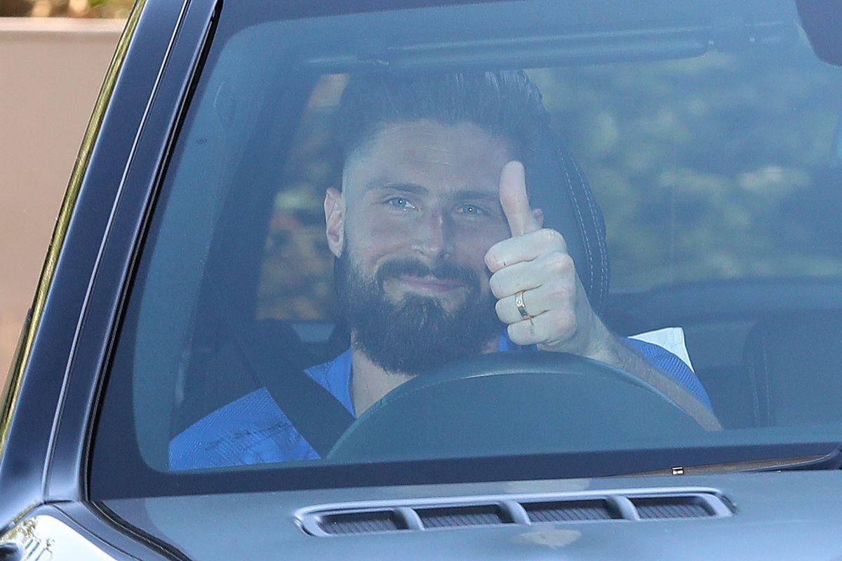 Premier League players return to training