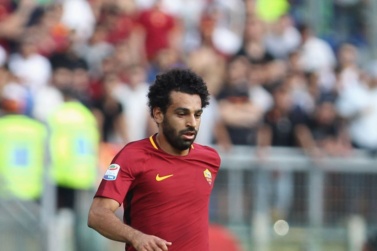separation shoes 25eca 765e3 Roma Rejects Liverpool Offer for Salah - Chiesa Di Totti