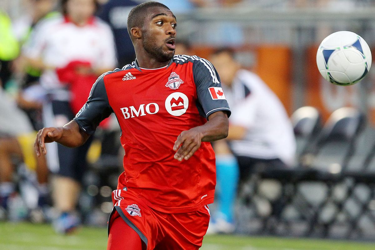 TFC's Nasty Left Back has a new deal as he eyes a bright future at the club.
