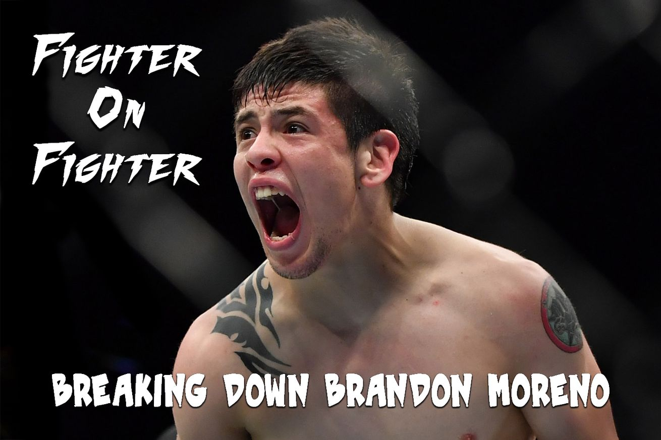 Fighter on Fighter: Breaking down UFC Fight Night 114's Brandon Moreno