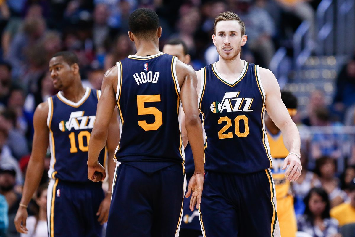 Utah Jazz Updated Roster Rotation And Cap E After George Hill Trade
