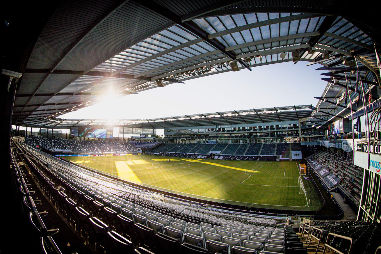 SOCCER: SEP 13 MLS Minnesota United FC at Sporting Kansas City