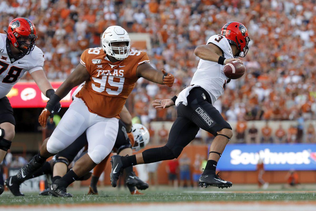 Oklahoma State vs. No. 12 Texas 2019: Score, recap, stats ...