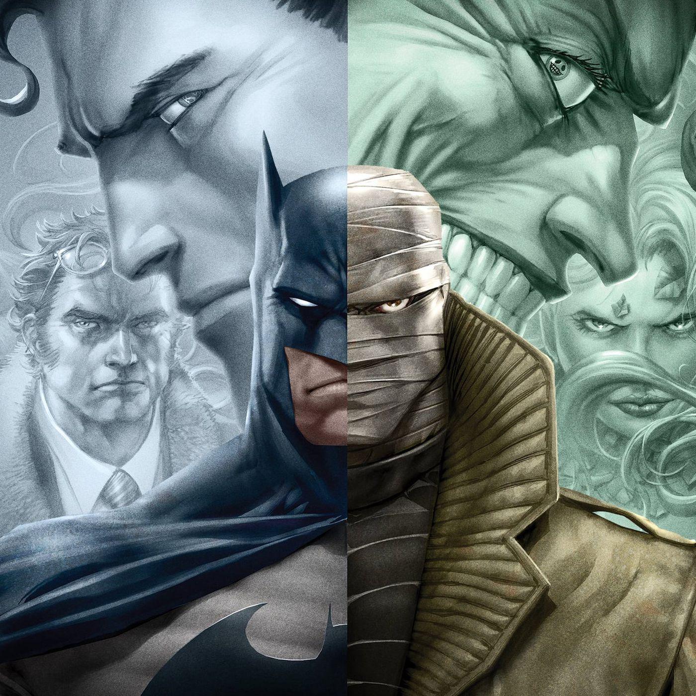 Batman Hush Expands The Dc Comics Animated Movie Universe We Deserve Polygon