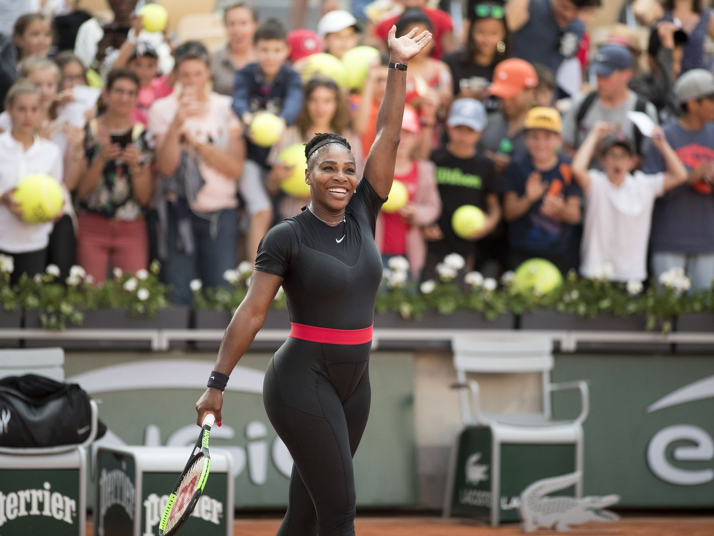 9923053eb39 The Serena Williams catsuit ban shows that tennis can t get past its  elitist roots