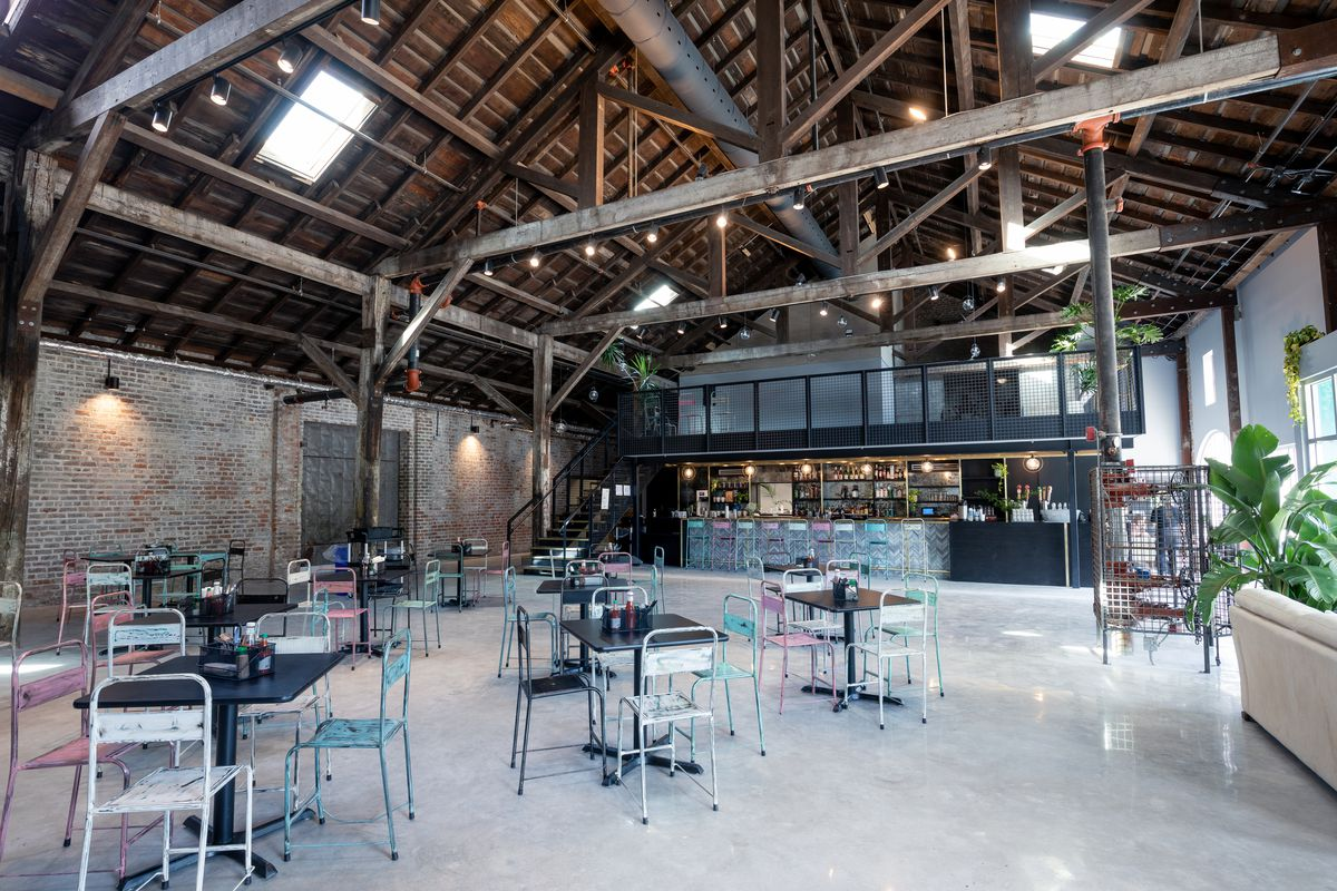 Capulet A New Event Space Opens In Bywater Curbed New